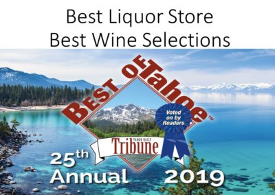 best of tahoe 2019